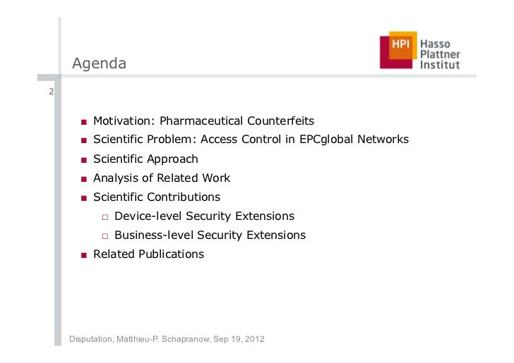 real time security extensions for epcglobal networks schapranow matthieu p