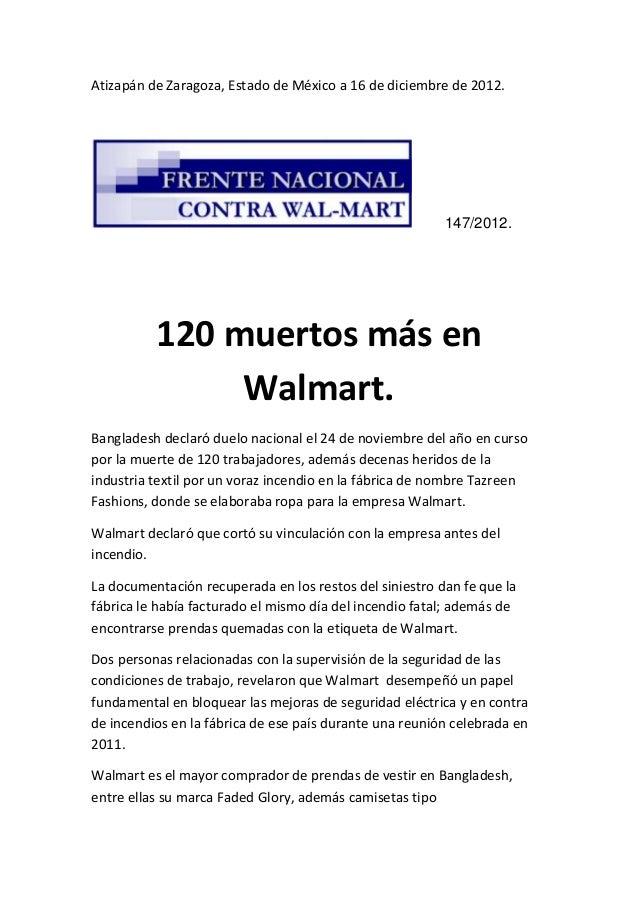 Atizapán de Zaragoza, Estado de México a 16 de diciembre de 2012.                                                         ...