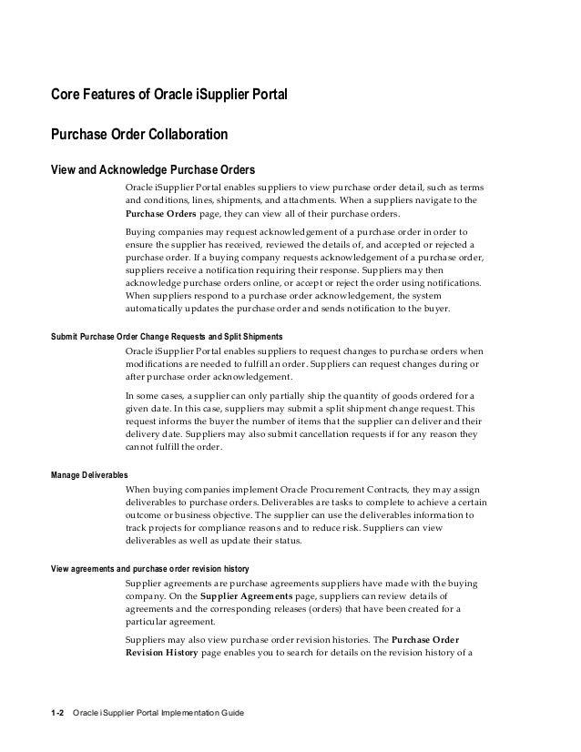 120posig i spplr implmntn guide rh slideshare net Ameren iSupplier Portal oracle isupplier portal implementation guide