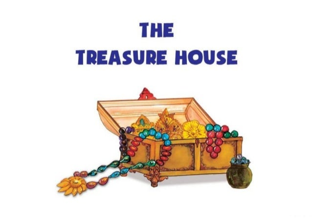 The Treasure House - Kids Story || Australian Islamic Library || www.australianislamiclibrary.org