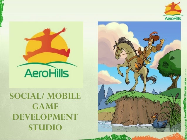 Social/ Mobile     Game development    studio