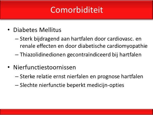 Hartfalen decompensatio cordis for Prognose hartfalen