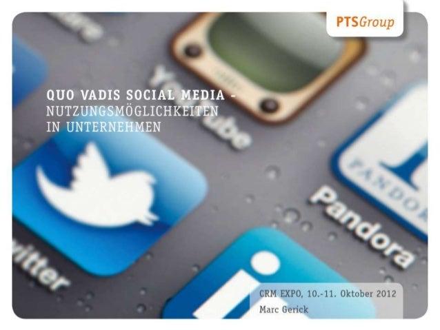 25.06.2014 2 Social Media Prisma – Nahezu unendliche Möglichkeiten B2B? B2C? Private Nutzung? Nutzung in Unternehmen? Rasa...