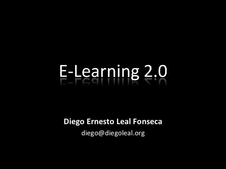 Diego Ernesto Leal Fonseca [email_address]