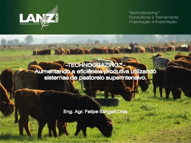 TechnoGrazing™                                 Consultoria e Treinamento                                 Importação e Expo...