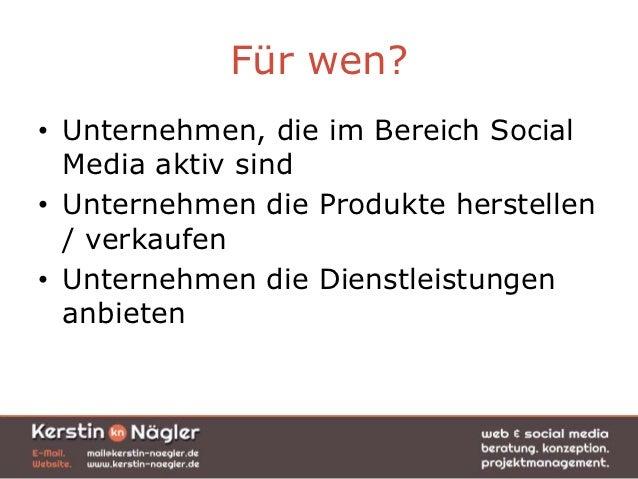 Social Media Monitoring - Einsatzgebiete und Notwendigkeiten Slide 3