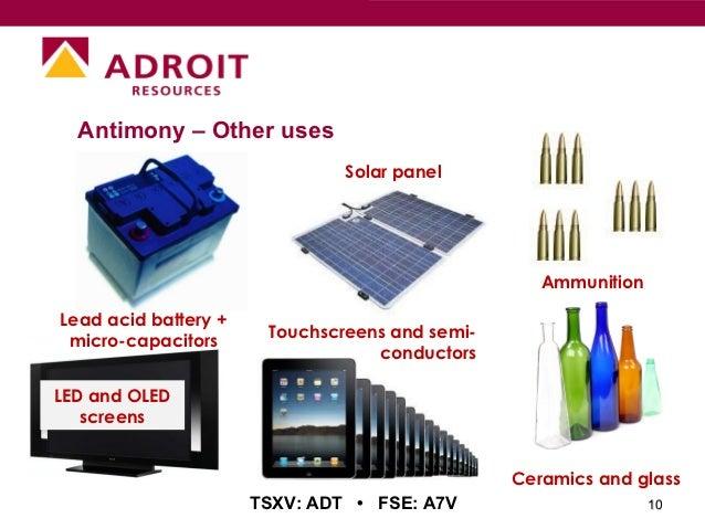 Building The Italian Antimony Industry