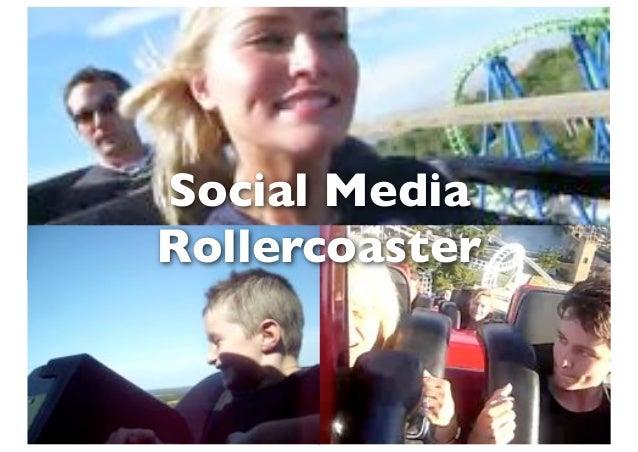 Social MediaRollercoaster