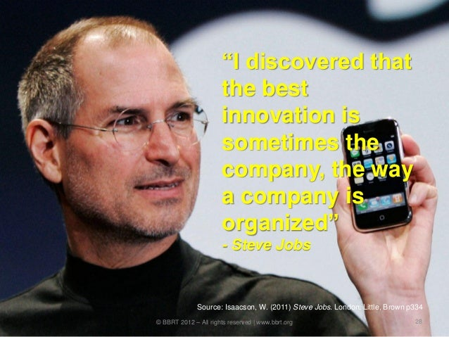 """""""I discovered that                       the best                       innovation is                       sometimes the ..."""