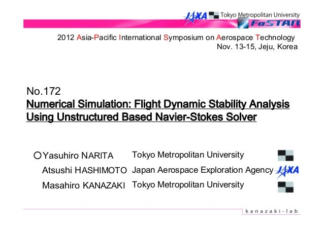 2012 Asia-Pacific International Symposium on Aerospace Technology                                                   Nov. 1...
