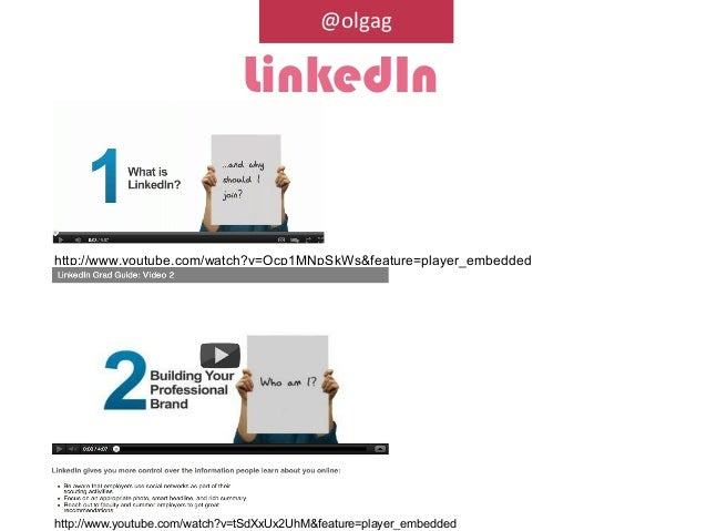 @olgag                              LinkedInhttp://www.youtube.com/watch?v=Ocp1MNpSkWs&feature=player_embeddedhttp://www.y...
