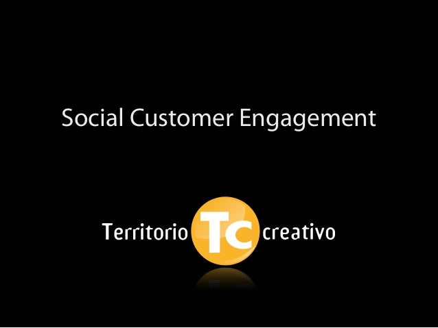 Social Customer Engagement
