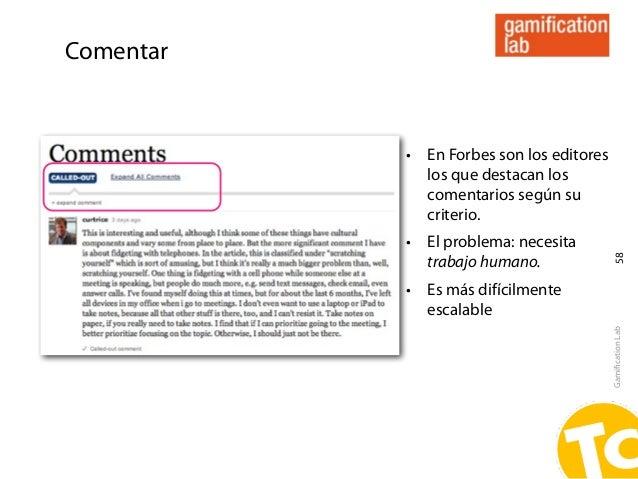 Comentar           •   En Forbes son los editores               los que destacan los               comentarios según su   ...