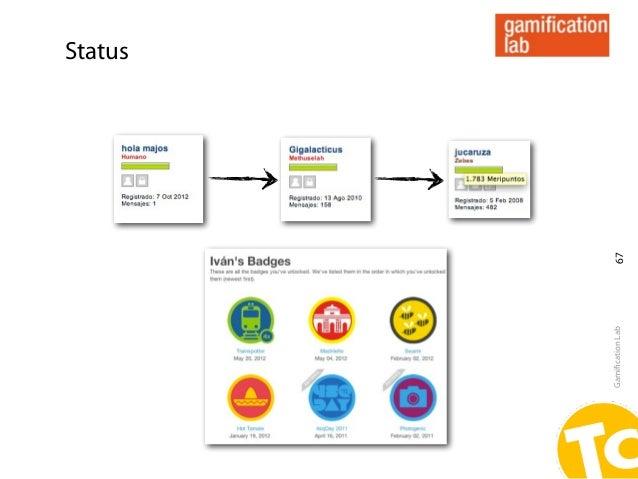 StatusGamification Lab   67