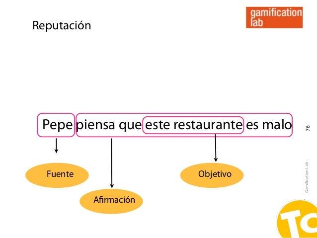 Reputación Pepe piensa que este restaurante es malo                                             76                        ...