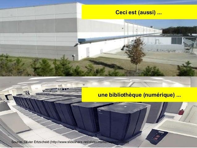 Ceci est (aussi) ...  Ceci est (aussi) une bibliothèque (numérique)  une bibliothèque (numérique) ...  3 et 4.12.2012  Mic...
