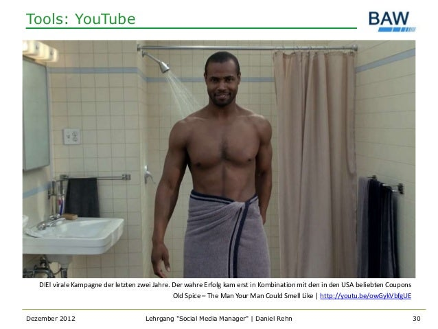 Tools: YouTube   DIE! virale Kampagne der letzten zwei Jahre. Der wahre Erfolg kam erst in Kombination mit den in den USA ...