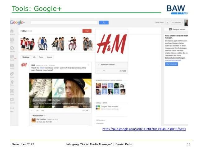 Tools: Google+                                         https://plus.google.com/u/0/115900903196483234016/postsDezember 201...