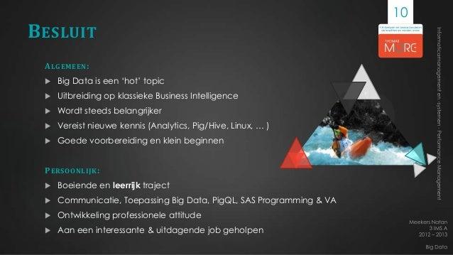 Thesis on big data