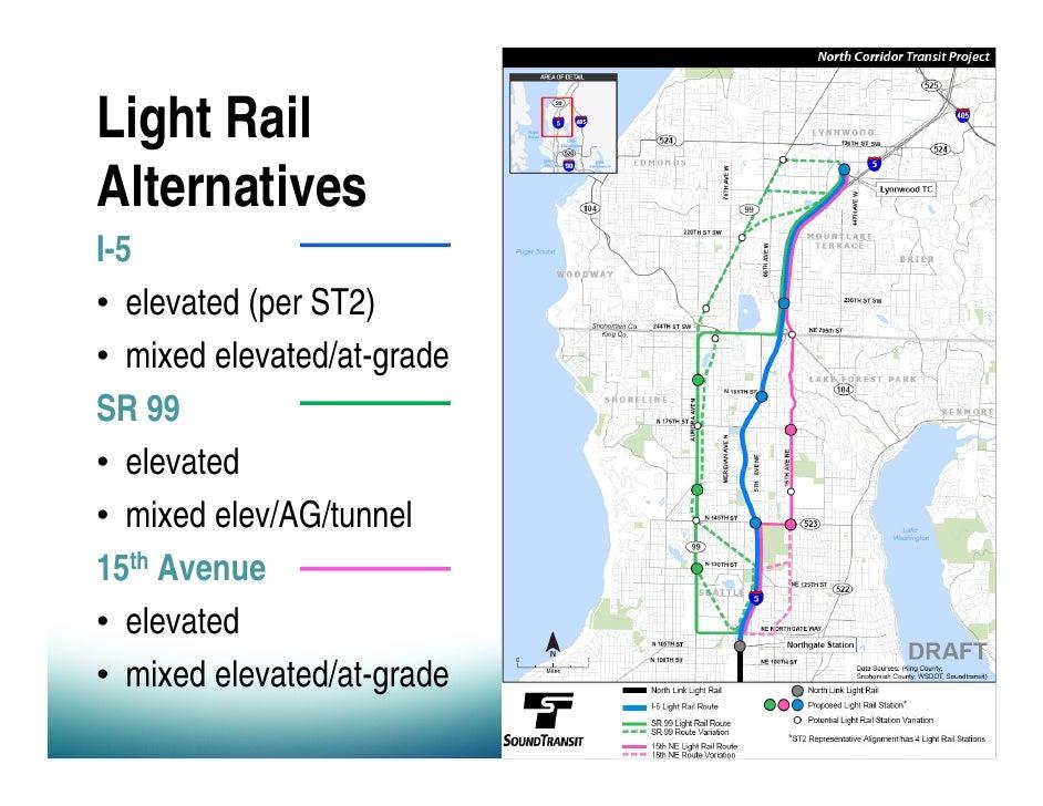 North Corridor Transit Project - December 16th Board Briefing