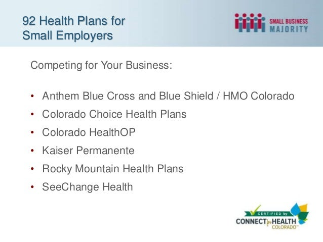 How To Enroll In Health Insurance On The Connect For Health Colorado