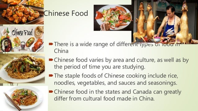 Chinese culture for 8 cuisines of china