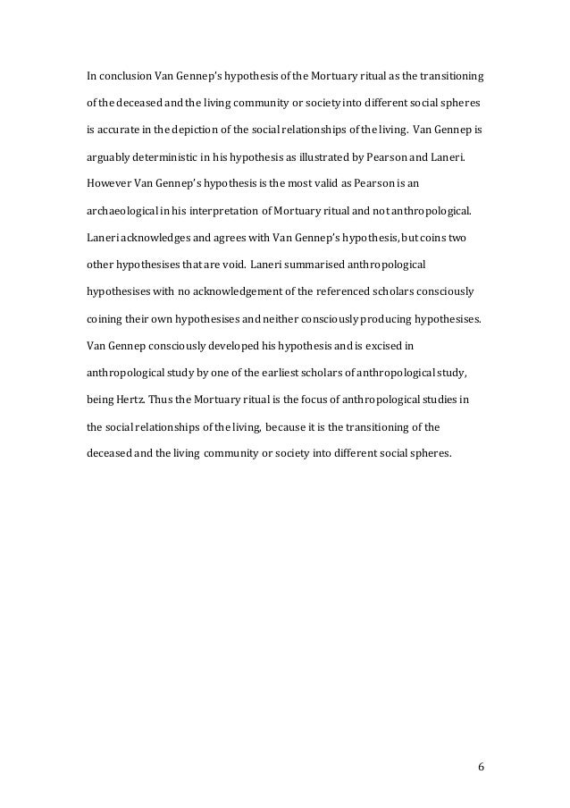 final major anthropology essay 6