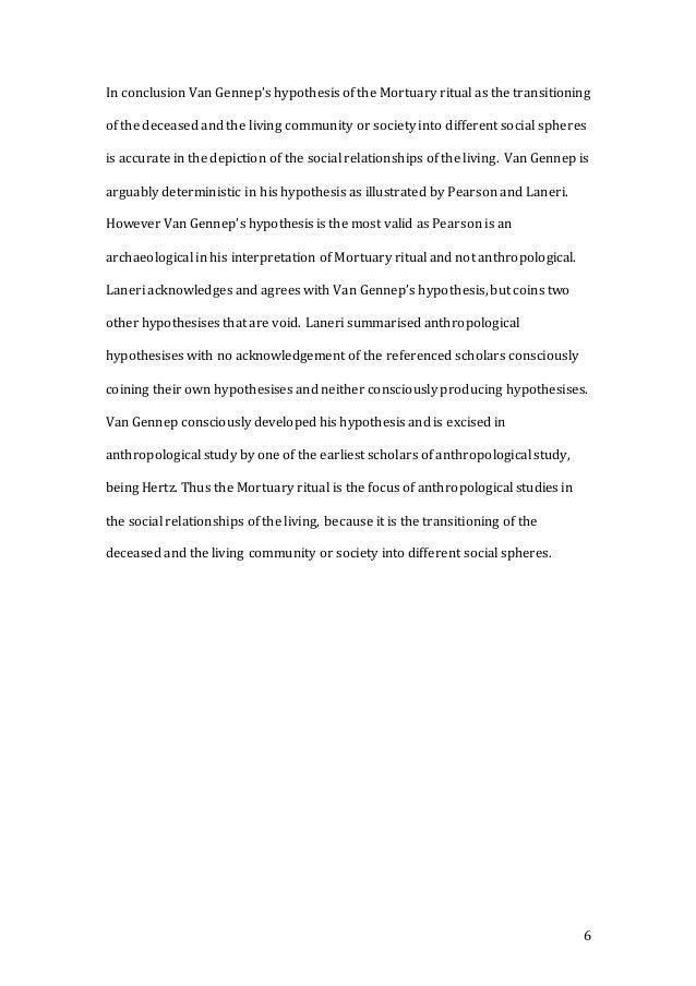 final major anthropology essay 6