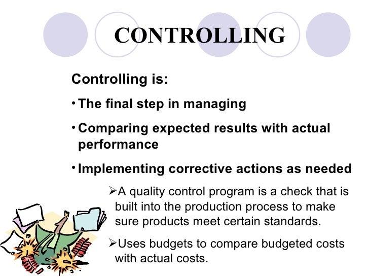 Halliburton management planning function