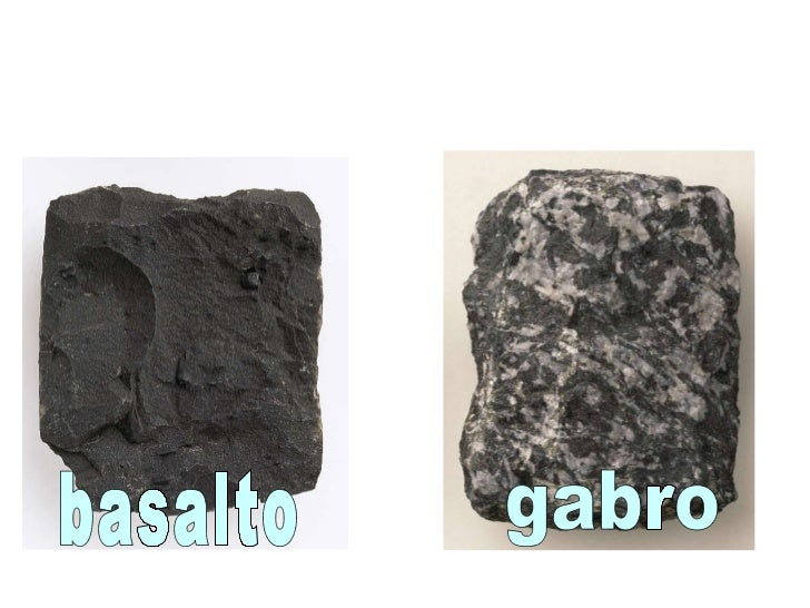basalto gabro