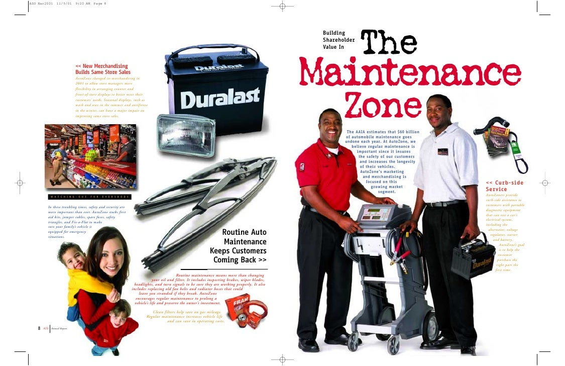 Weathertech floor mats autozone - Building Shareholder Value In New Merchandising Builds Same Store Sales Autozone Changed Its Merchandising In 2001 To Allow Store Managers More