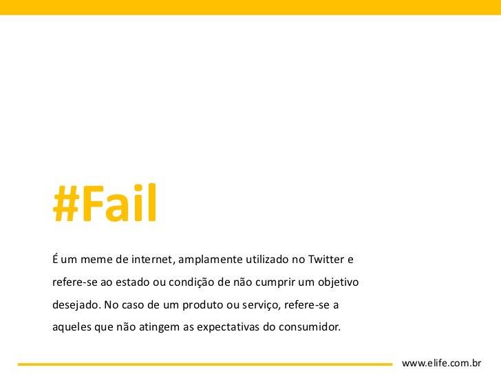 O Fail em Redes Sociais Slide 2