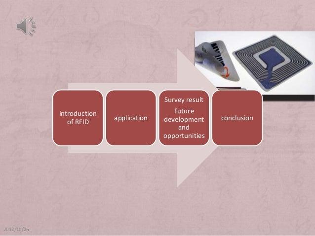 Survey result             Introduction                    Future                            application   development     ...