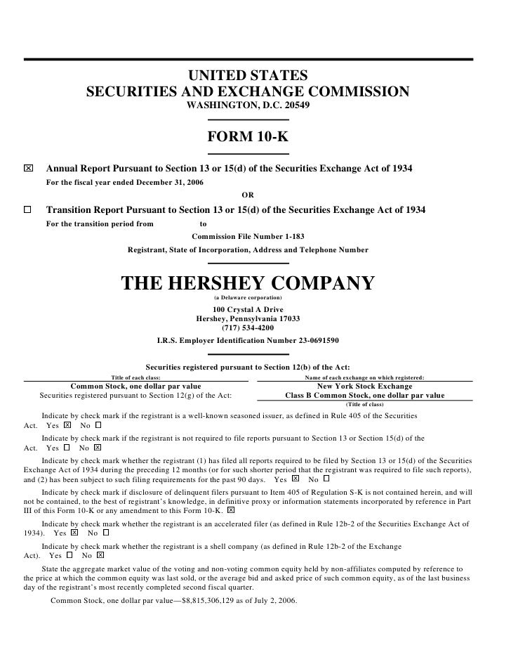UNITED STATES                      SECURITIES AND EXCHANGE COMMISSION                                                     ...