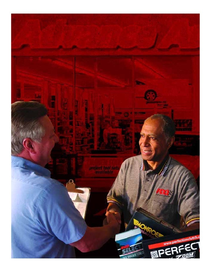 """Advance Auto Parts is dedicated to """"Keep the wheels turning"""" for our Team Members and our customers. It is our promise to ..."""