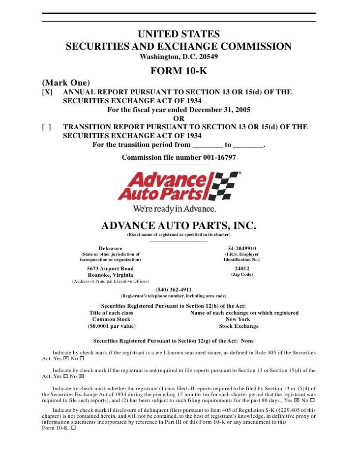 Advance Auto Parts Number >> Advance Auto Parts Aap200510k