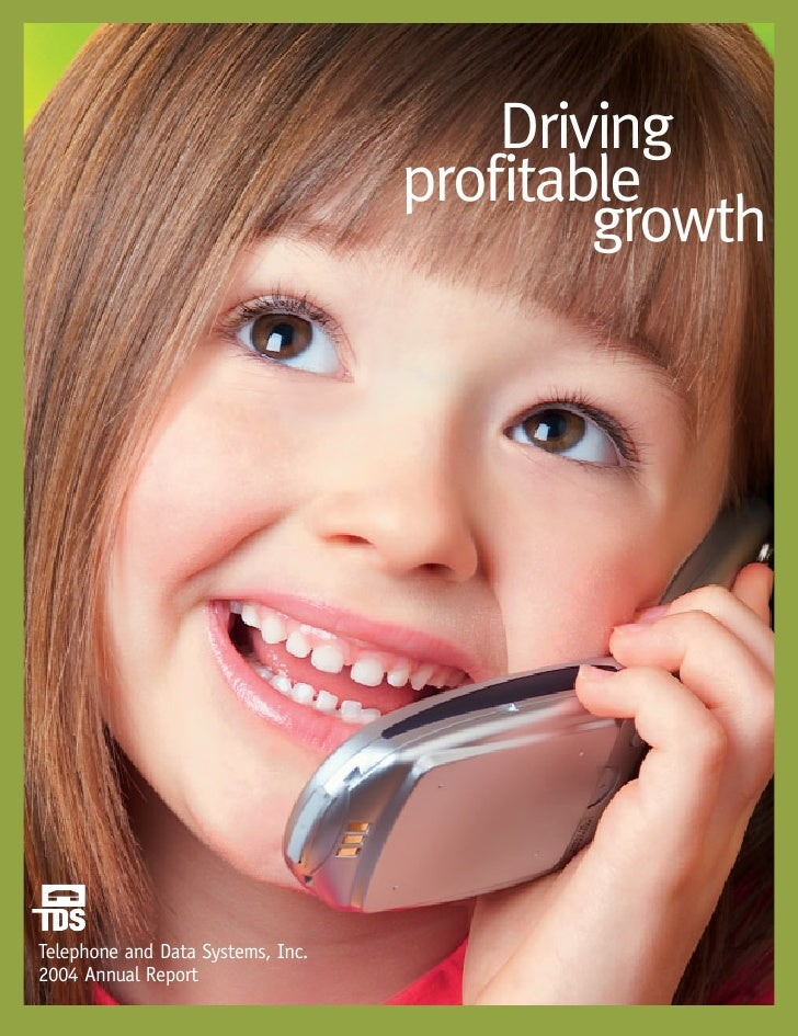 Driving                                    profitable                                            growth     Telephone and ...