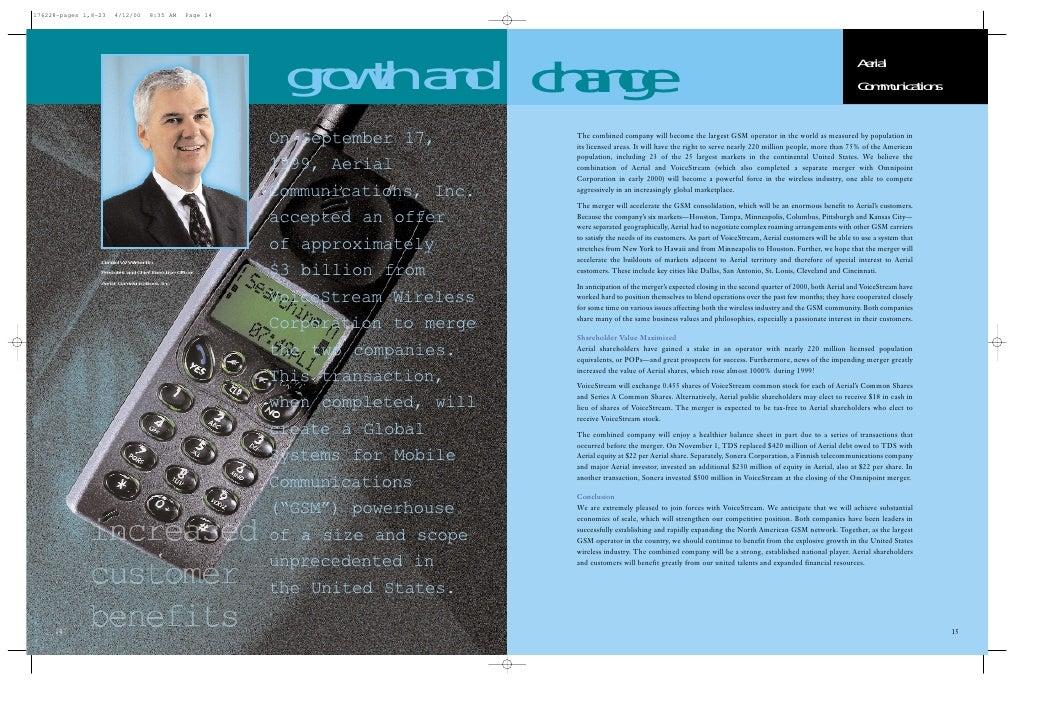 telephone data systems  99AR