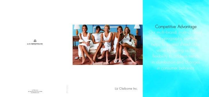 Liz Claiborne Inc.                                                                                                        ...