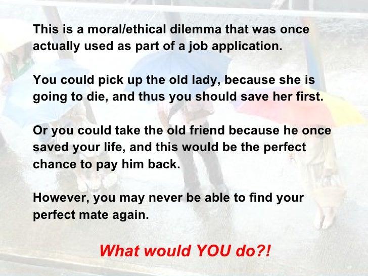 122124017957 Moral Dilemma Quiz