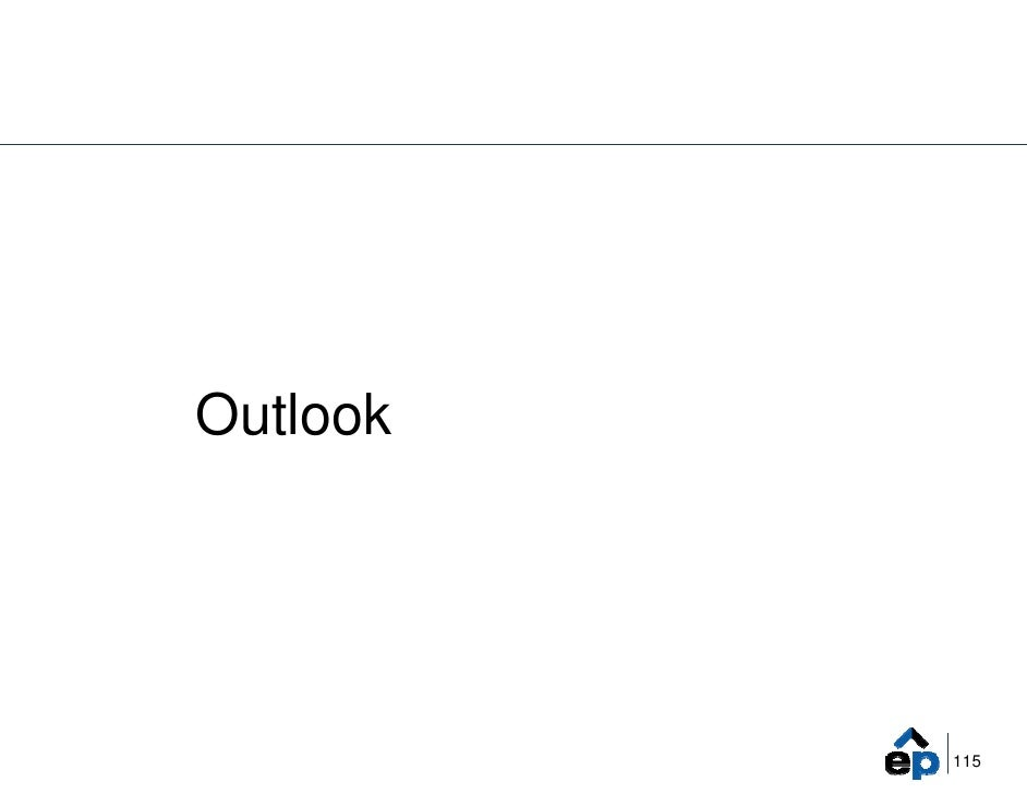 Outlook               115