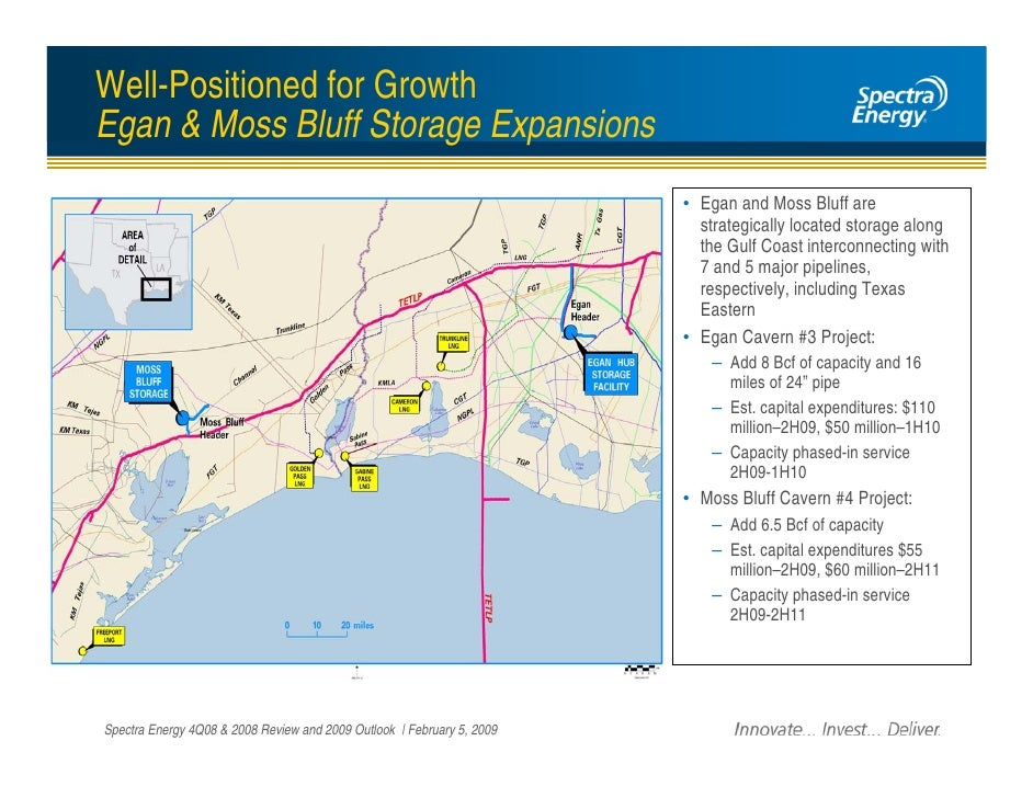 Beau ... 7. Well Positioned For Growth Egan U0026 Moss Bluff Storage ...