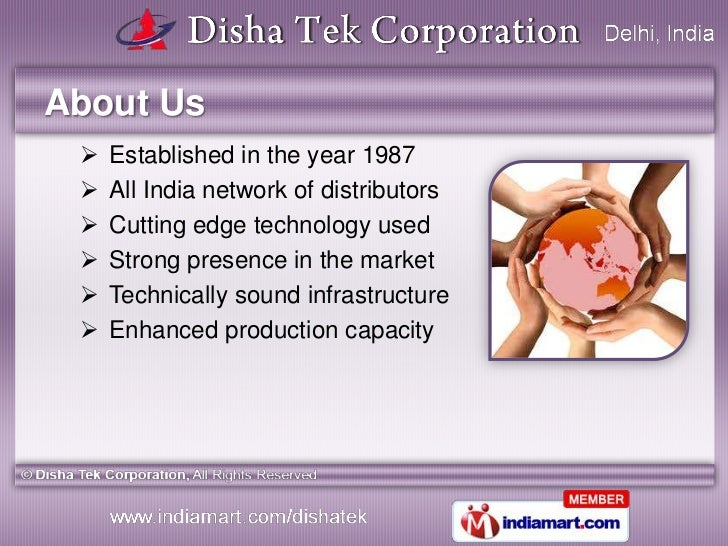 Electronic Security Safes by Disha Tek Corporation, New Delhi Slide 2