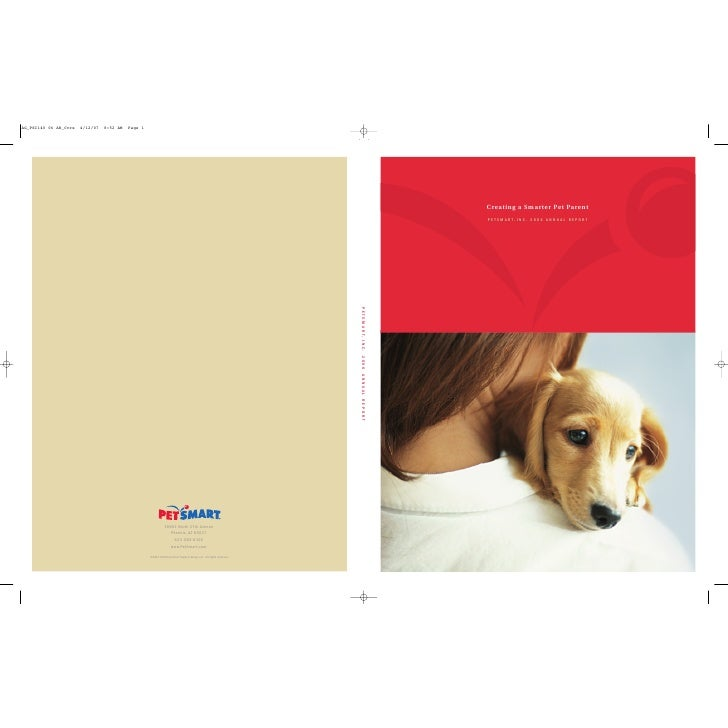 Creating a asmarter customer     Creating Smarter Pet Parent     P P E T SM AAR T,, I IN C .. 2 0 0 6 A N N U A LL R EEPPO...