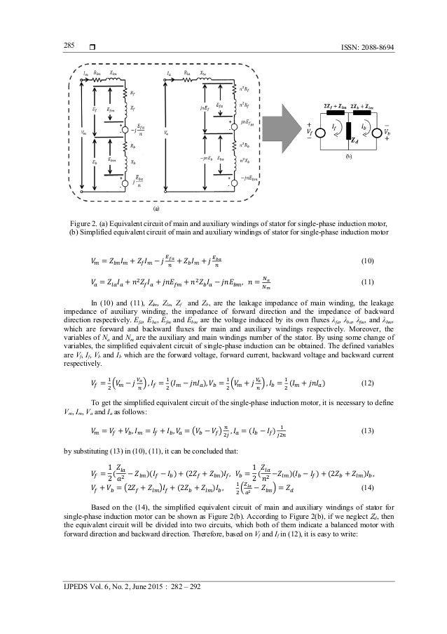 Vector Control Of Three