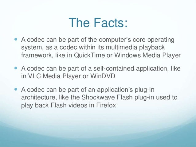 what_is_a_codec_2010