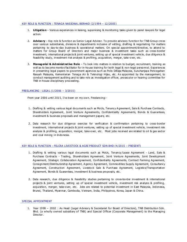 Letter Of Intent Specifying Position