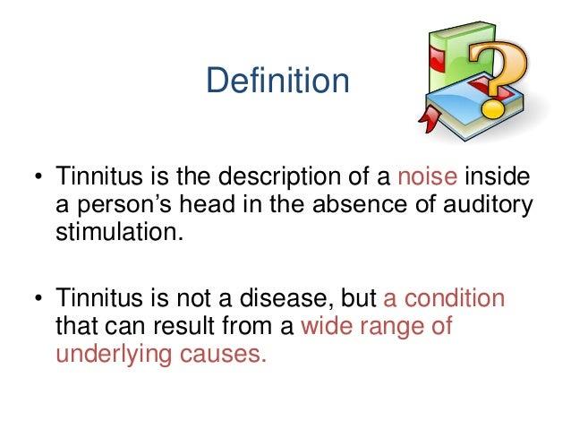 Tinnitus Slide 3