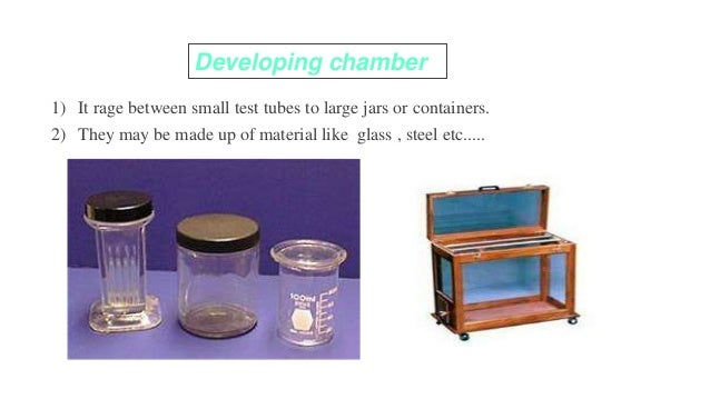 1) It rage between small test tubes to large jars or containers. 2) They may be made up of material like glass , steel etc...