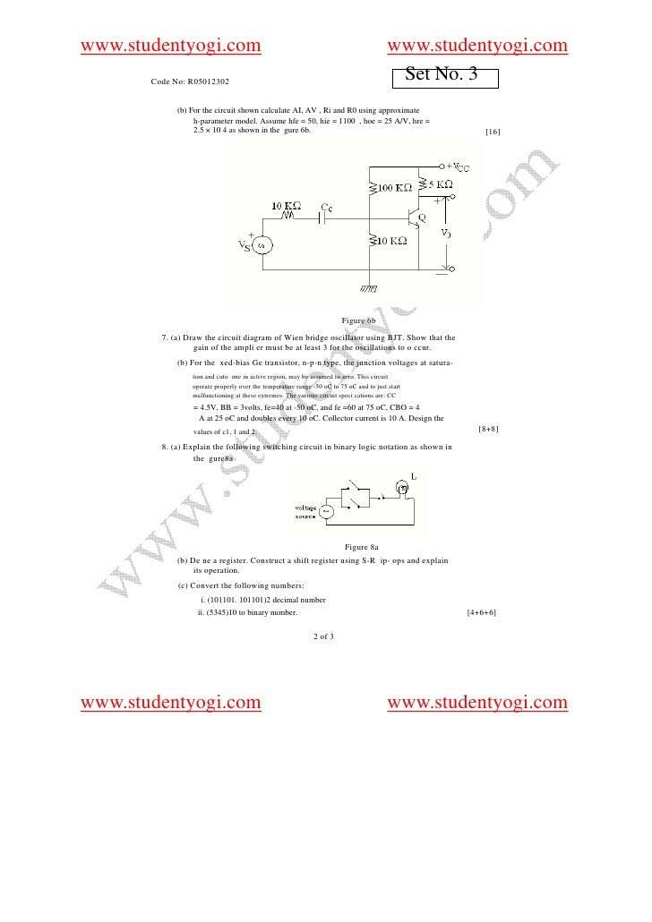 12302 basic electrical and electronics engineering